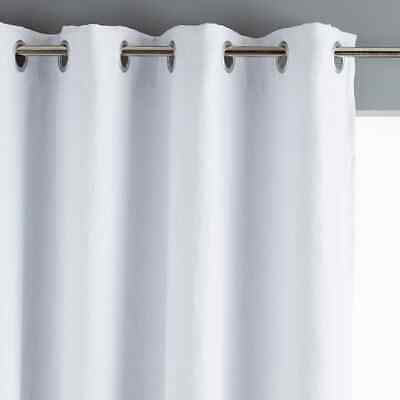 "New ""Eyelet Src"" Ring Top Blackout Curtain Linings Black Out Thermal  Lining"