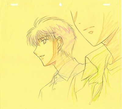 Anime Genga not Cel Chobits #36