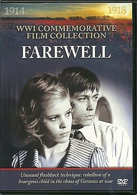 Farewell Wwi Commemorative Film Dvd - World War One