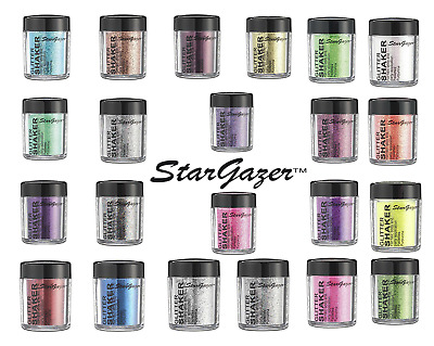 Bulk Buy Stargazer Glitter Shaker All Colours Uv Neon - Body, Face, Hair & Nails
