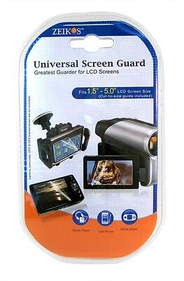 3 Clear Screen Protector For Kodak Easyshare Touch M5370 M577 M5350