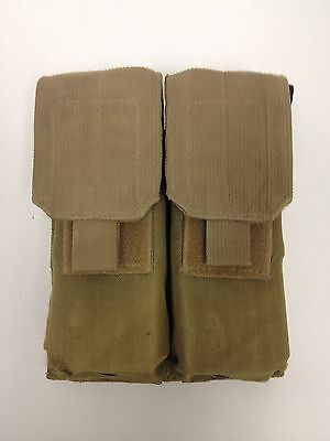 Eagle Industries Double Double Mag Pouch Coyote Ms-Coy Sflcs - No Elastic - Fc