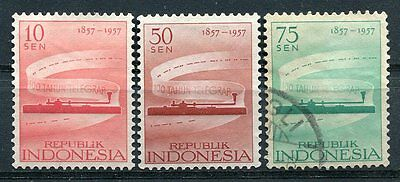 Lot Serie Timbre Indonesie / Stamp Indonesia    / A Etudier Voir Scan