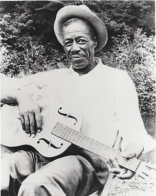 "Eddie James "" Son "" House, Jr. 8 x 10 / 8x10 GLOSSY Photo Picture"
