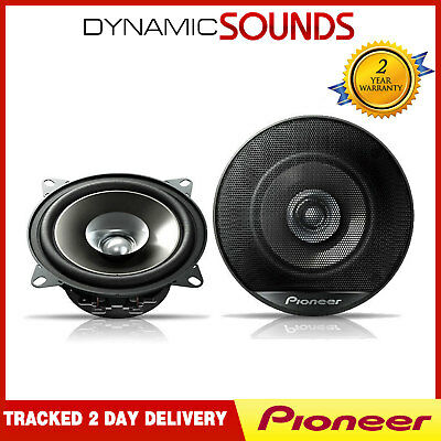 Pioneer 360W Total 4 INch 10cm Dualcone Car Door/Shelf Coaxial Speakers New Pair