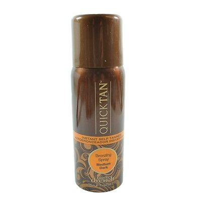 Body Drench Quicktan Quick Tan Bronzing Spray Medium Dark 56g 2 oz