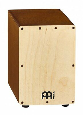 Meinl Mini Cajon Baltic Birch Percussion Drum SCAJ1LB-NT
