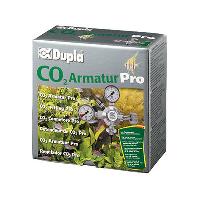 Dupla CO2 Faucet Pro - Pressure reducer - Aquarium Accessories relief
