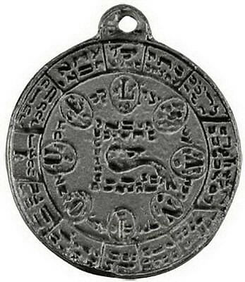 SEAL OF ANTIQUELIS TALISMAN Wicca Pagan Witch Amulet Goth Spell WEALTH & HONOUR