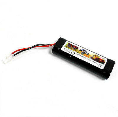 BSP RC Electric 7.2v 4700mah Ni-MH Rechargeable Battery Pack Tamiya Compatibe