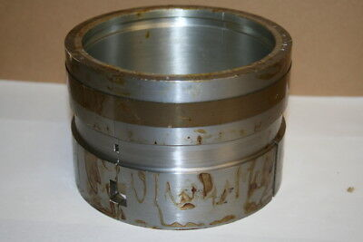 Bearing 131C530-1 GE Unused, two piece plain bearing, journal