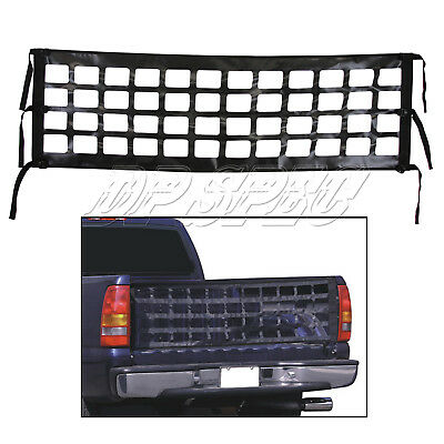 Bully Compact Mid Size Truck Tailgate Net For Nissan Subaru Toyota