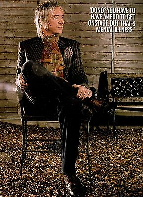 Paul Weller-2006 magazine picture