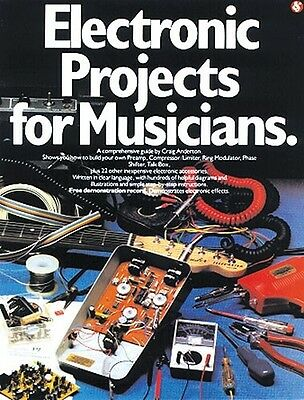Electronic Projects For Musicians Book Music Technology