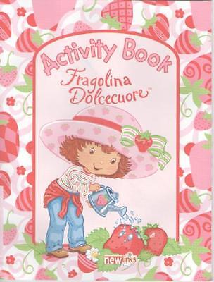 Fragolina Dolcecuore Activity Book 3/2006 Newlinks