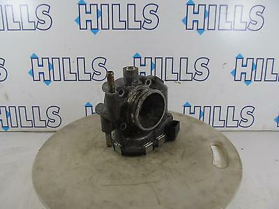 2005 VAUXHALL CORSA 1.0 Petrol Throttle Body 93181025 24420536 0280750133
