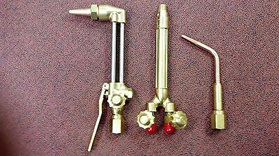 Uniweld, Welding Brazing Kit, Oxygen-Fuel, Mixer, Tip & Cutting Attachment