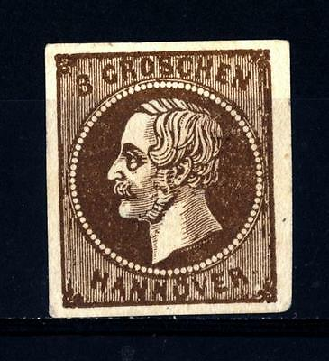 GERMAN STATES - GERMANIA ANTICHI STATI - HANNOVER - 1859 - Re Giorgio V
