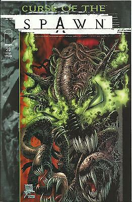 Curse Of The Spawn #20 (Image)
