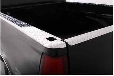 Lund 298-6 Diamond Plate Aluminum Ribbed Bed Side Rail Protector for Ford Ranger