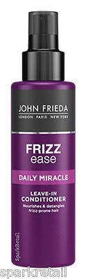 John Frieda Frizz Ease DAILY MIRACLE Leave-in Conditioner Detangling Spray 200ml