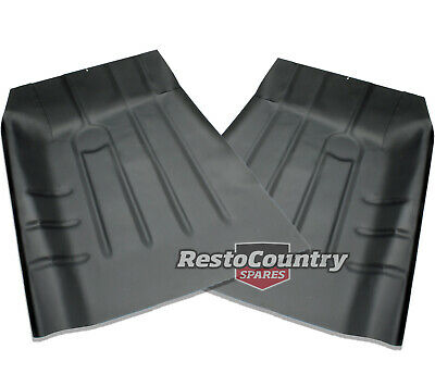 Holden Front Floor Pan Rust Repair Section PAIR HQ HJ HX HZ WB