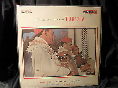 The Mysterious Sounds of Tunisia