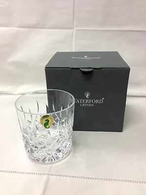 """Waterford """"lismore"""" Tumbler 3 3/8"""" Crystal 9 Ounce Brand New / Made In Slovenia"""