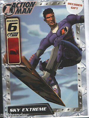 Action man birthday card images birthday cards ideas postcards tv memorabilia dvds films tv page 5 picclick uk action man age 6 birthday card bookmarktalkfo Image collections
