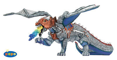 BRAND NEW PAPO 38937 PAPO War Dragon 24cm Long RETIRED