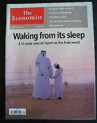 The Economist Magazine. 26th - 31st July, 2009. Volume 392. Number 8641.