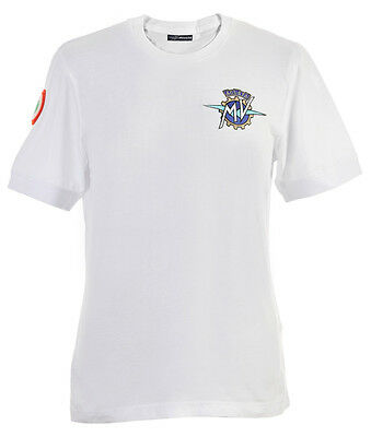 "Original MV Agusta T-Shirt Shirt Original ""Institutional"" weiß Shirt kurzarm"