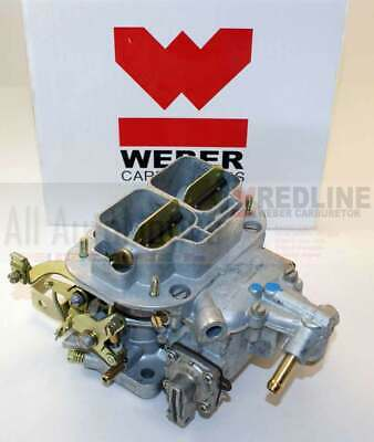 Weber 32/36 DGV Carburetor new 32/36 Weber Carb Manual Choke Carb