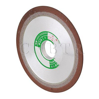 One Side Tapered Diamond Grinding Wheel 100mm Cutting Tools