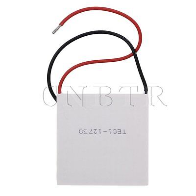 253W 62mm Thermoelectric Peltier Cooler for CPU Car Drink Video Card TEC1-12730