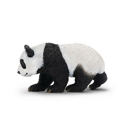 Safari Ltd. 228829 Panda Bear Cub Toy Hand Painted Asian Animal Figurine - NIP