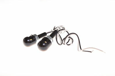 Vespa Cosa 200 GS Led Number Plate Light Bolts (Pair)