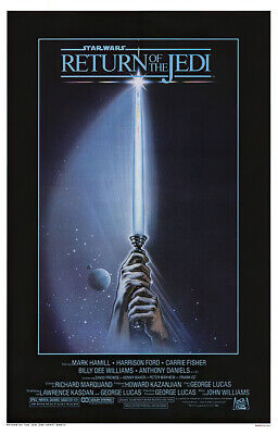 "Star Wars: Episode Vi - Return Of The Jedi - Movie Poster (Style A) (27"" X 40"")"