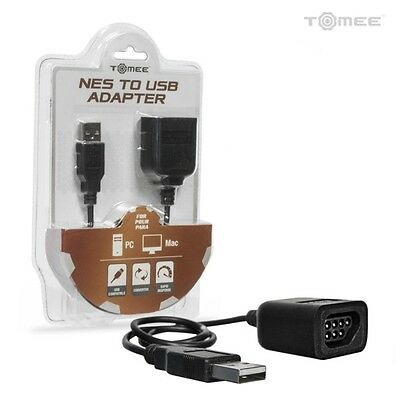 NES To PC USB Controller Adapter For Windows & Mac - New w/ Packaging (Nintendo)