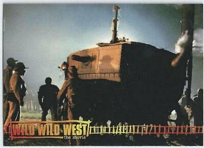 Wild Wild West Card 32 - Tanks A Lot