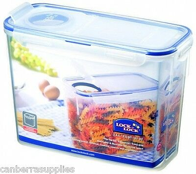 Lock and & Lock Food Container Flip Lid 2.4L HPL712F