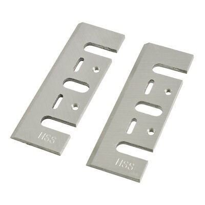 2 Pcs Wood Planing HSS Planer Blades Replacement for Makita 1900B