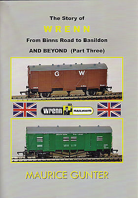 The Story of Wrenn (PART 3) From Binns Rd to Basildon & Beyond NEW - WAGONS
