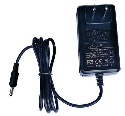 AC Adapter For Polaroid PDV-0820T Portable DVD Player Charger Power Supply Cord