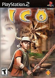 Ico [PlayStation 2] PS2 with disc and original case (no manual) free US shipping