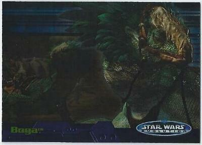 Star Wars Evolution - Card 79 - Boga
