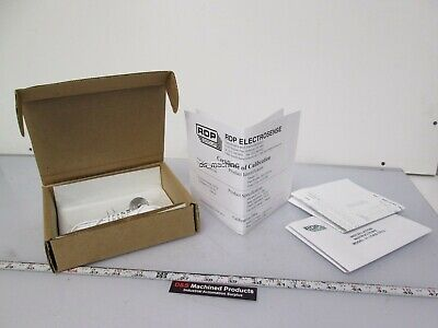 New in Box RDP AL311BR Load Cell 100lbs Capacity w/ Calibration Documents 4/1/09