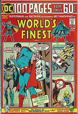 World's Finest #226 (Dc) 1974 (100 Pages) Vf+ (8.5) Superman And Batman