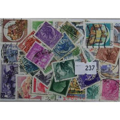 Holland 500 stamps, all different. (19)