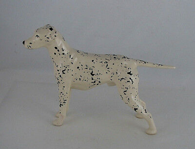 "Robert Simmons Ceramic Dalmation named Chet, 5 1/2"" tall"